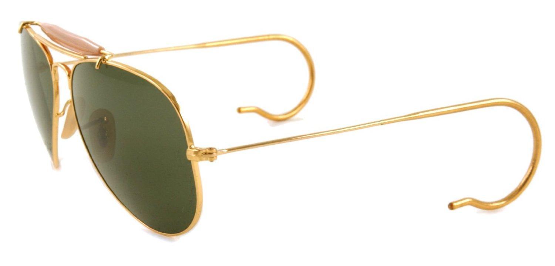 67596d23c91cf óculos Ray Ban Caçador Outdoorsman Rb 3030 Preço   Louisiana Bucket ...