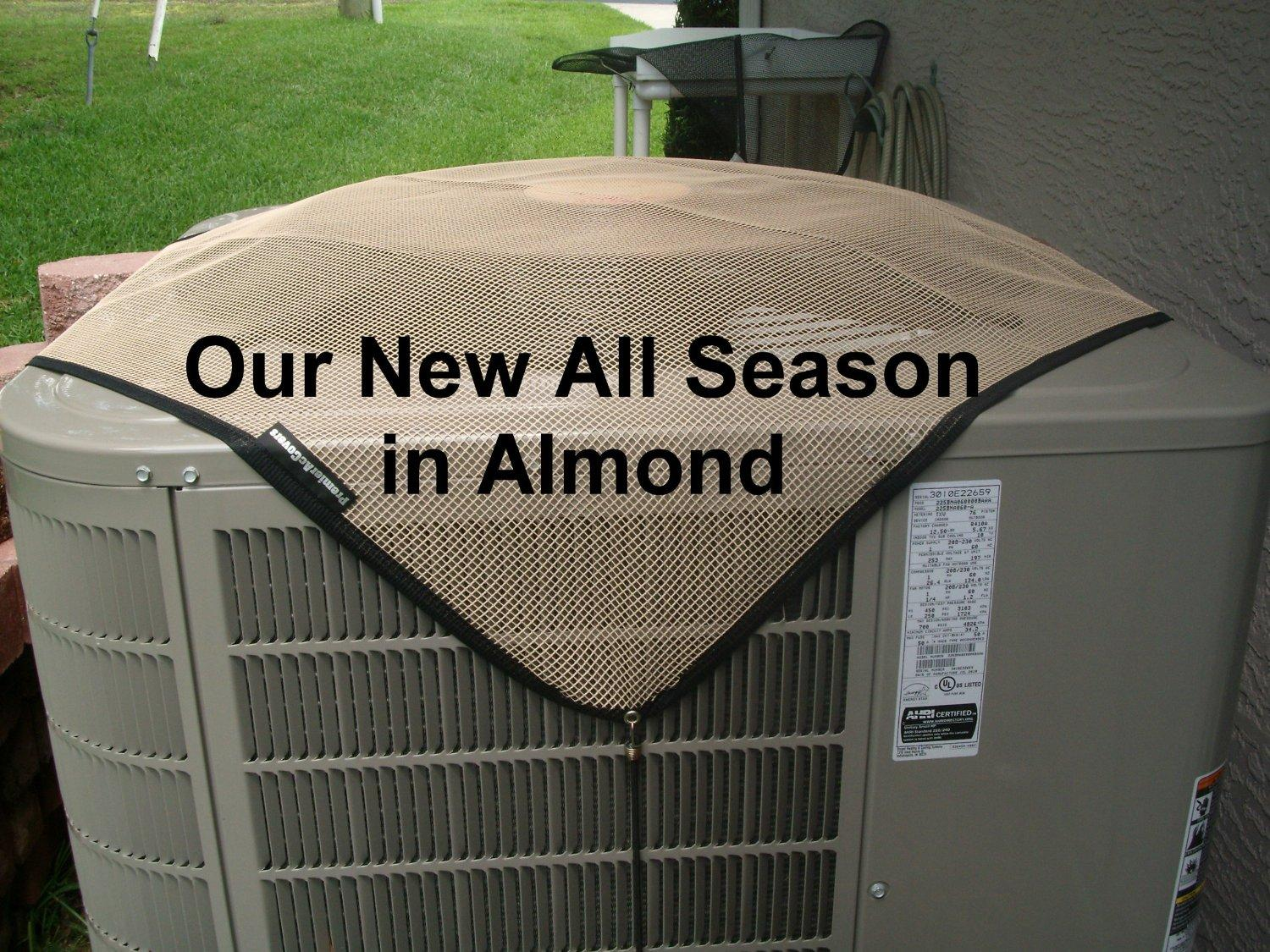 Air Conditioner Cover All Season 40x30 ALMONDIs your #4B6833