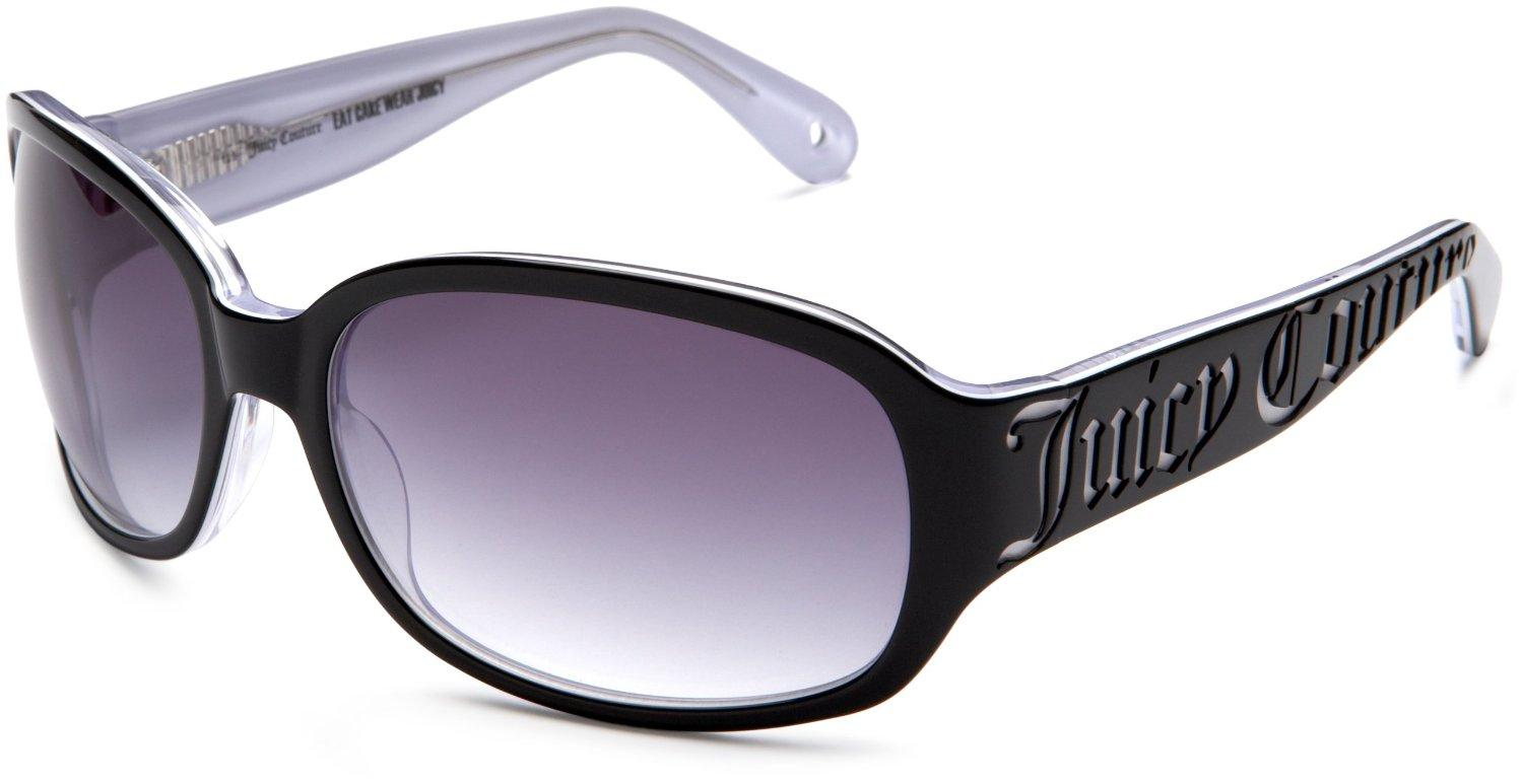 041e33320d0 Juicy Couture Womens The Earl Resin Sunglasses