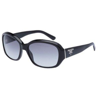 df1488fc3756f ... clothing 9b4de 40636  switzerland prada pr31ns sunglasses 1ab 3m1 gloss  black gray gradient len 3bec5 eca7a