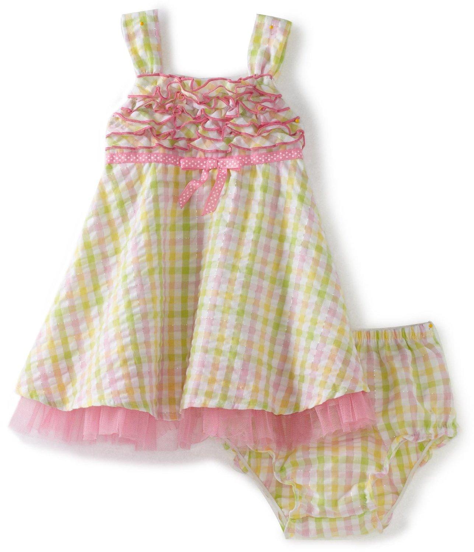 Discounted Youngland Baby Girls Newborn Flip Flops