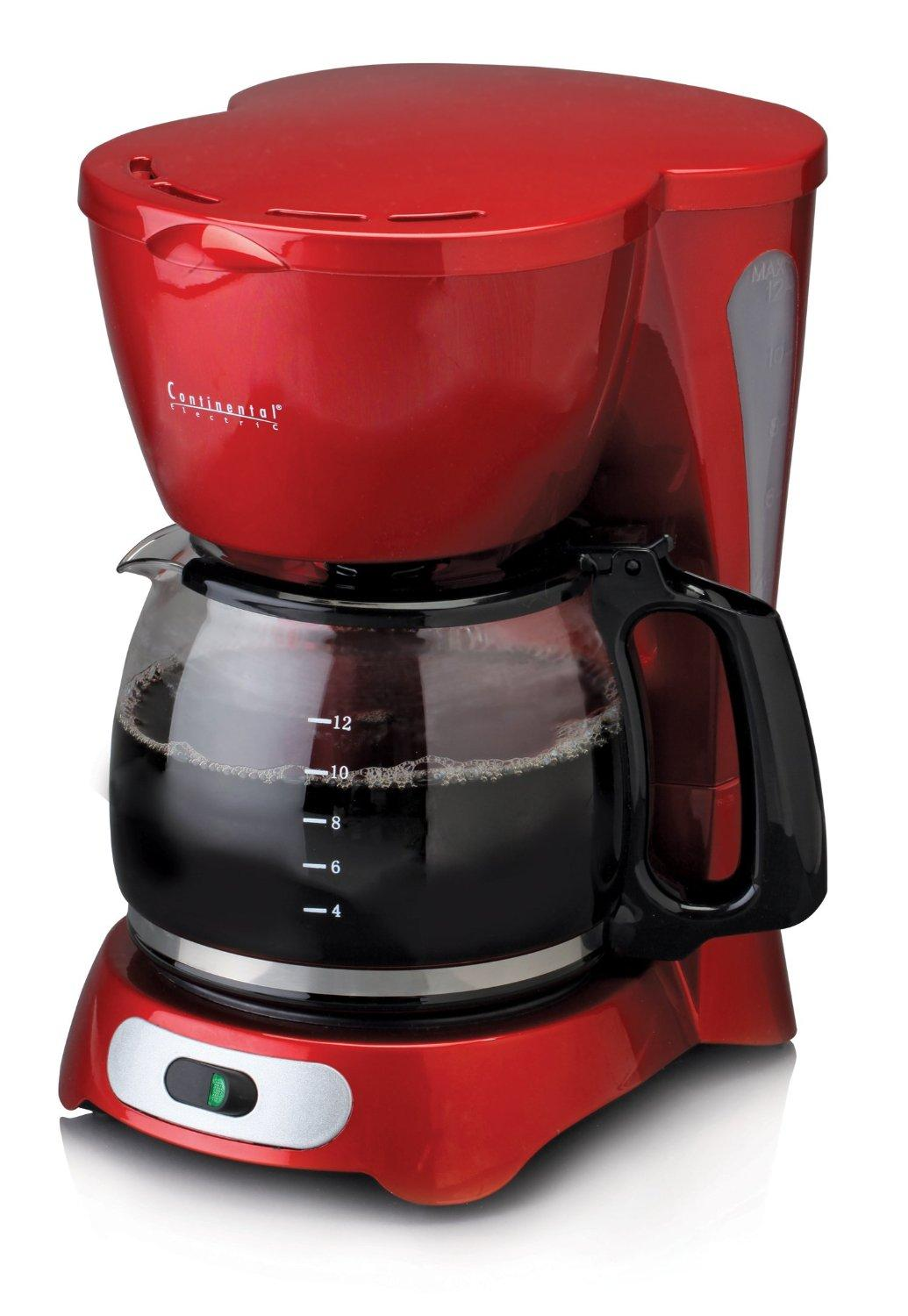 Continental Electric Coffee Maker How To Use : (Discounted) Continental Electric Small Appliances