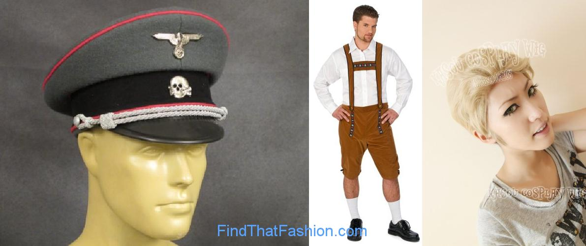 Germany Costume