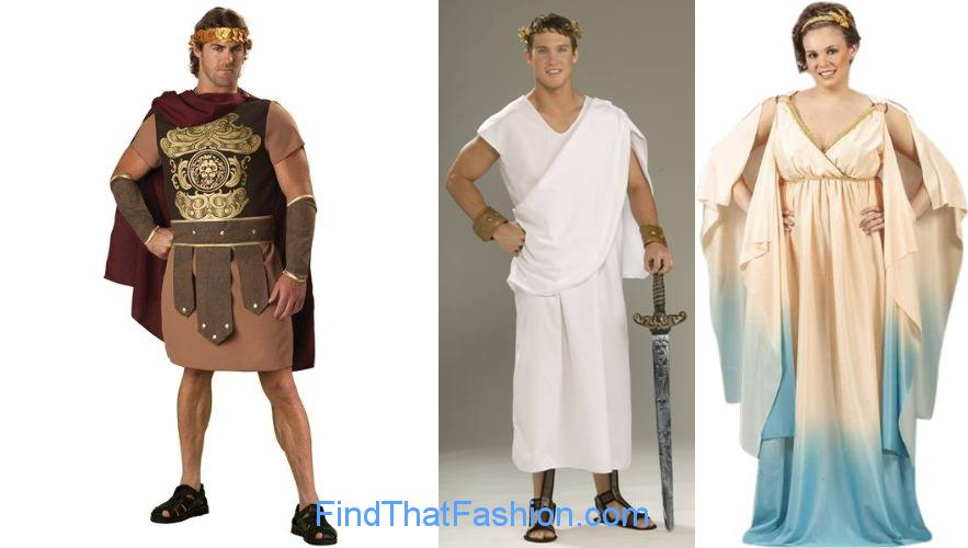 Greece Costume