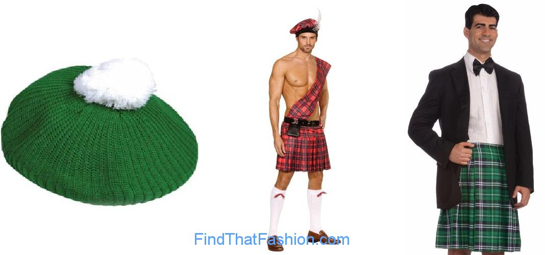 Irish Costume