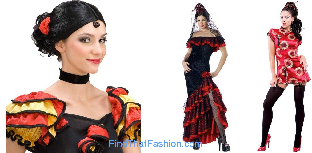 Costumes From Spain