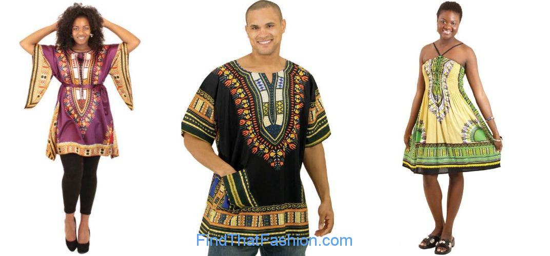 African Traditional Dress