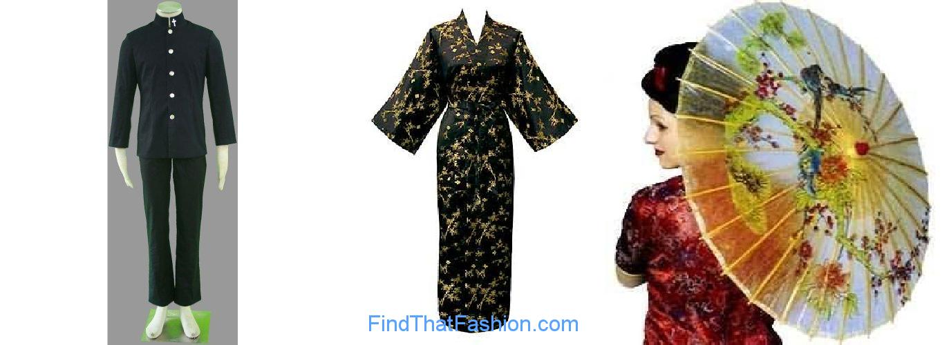 Japan Traditional Dress