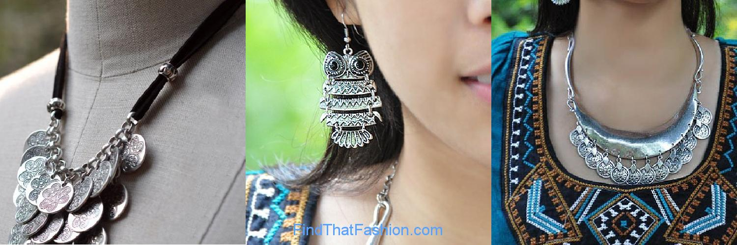 Thai Hmong Jewelry