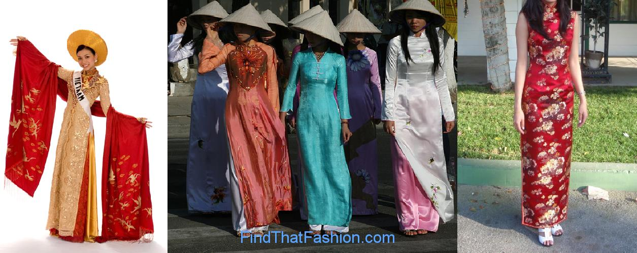 Vietnamese National Costume