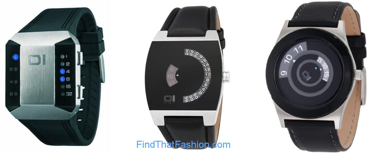 01TheOne Watches