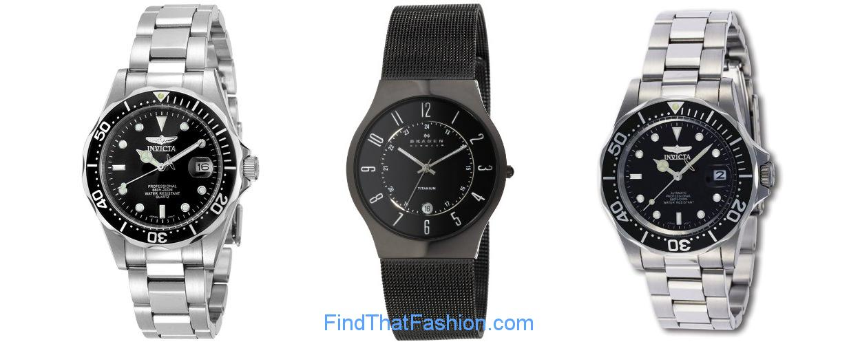 2 Can Professional Timepieces Watches