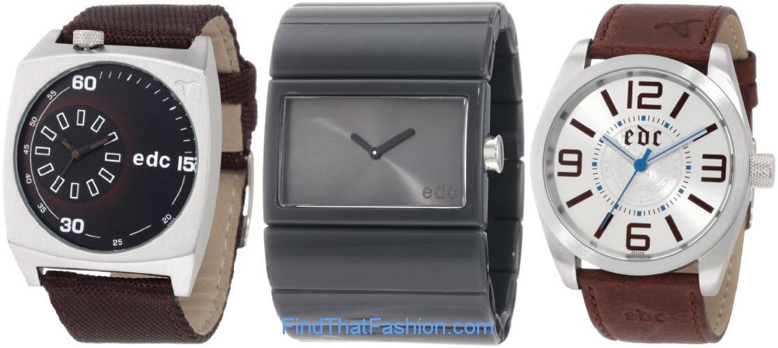 Edc By Esprit Watches 3b156cb66dc1