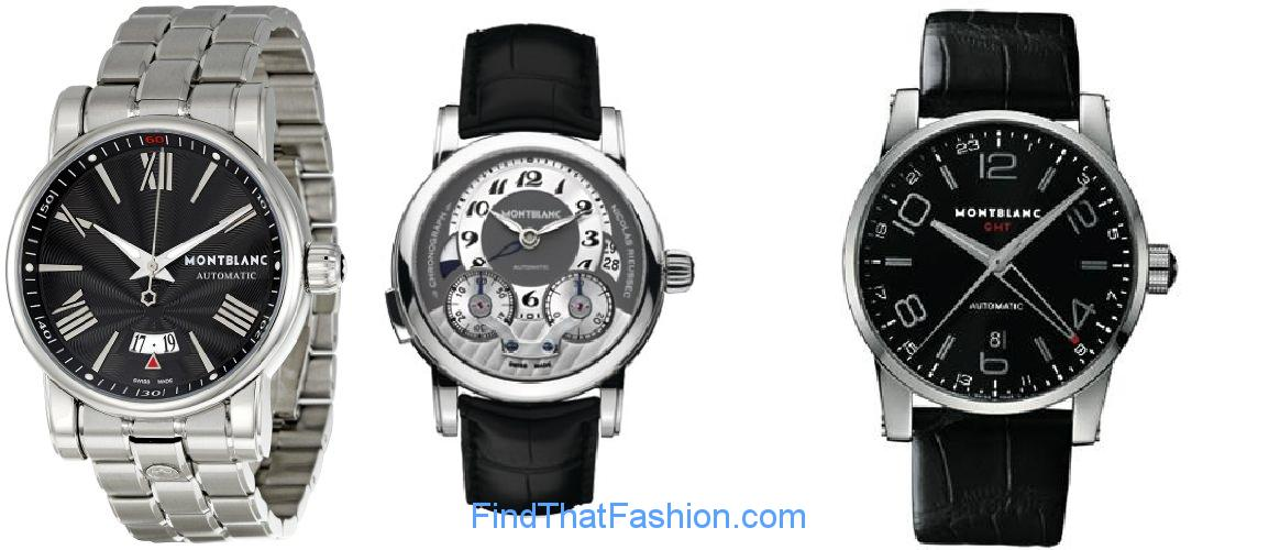 Mont Blanc Watch Men