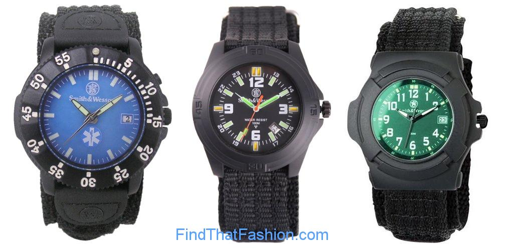 Smith And Wesson Watches