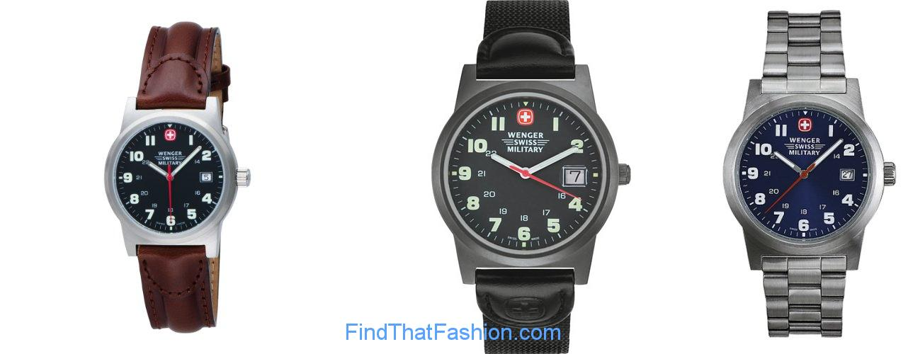 Watches Wenger Swiss Military