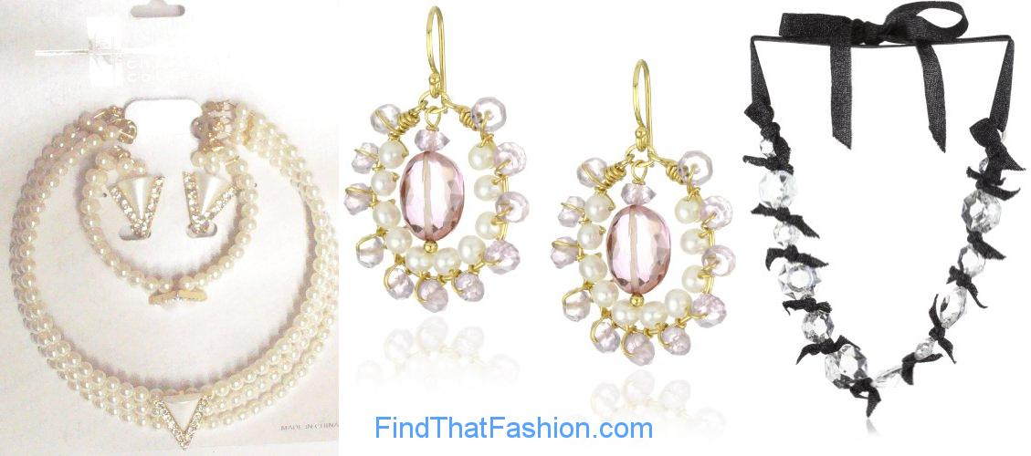Amanda Pearl Wedding Jewelry