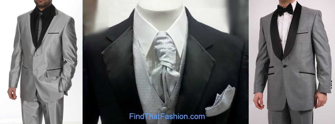 Best Man Gray Suits