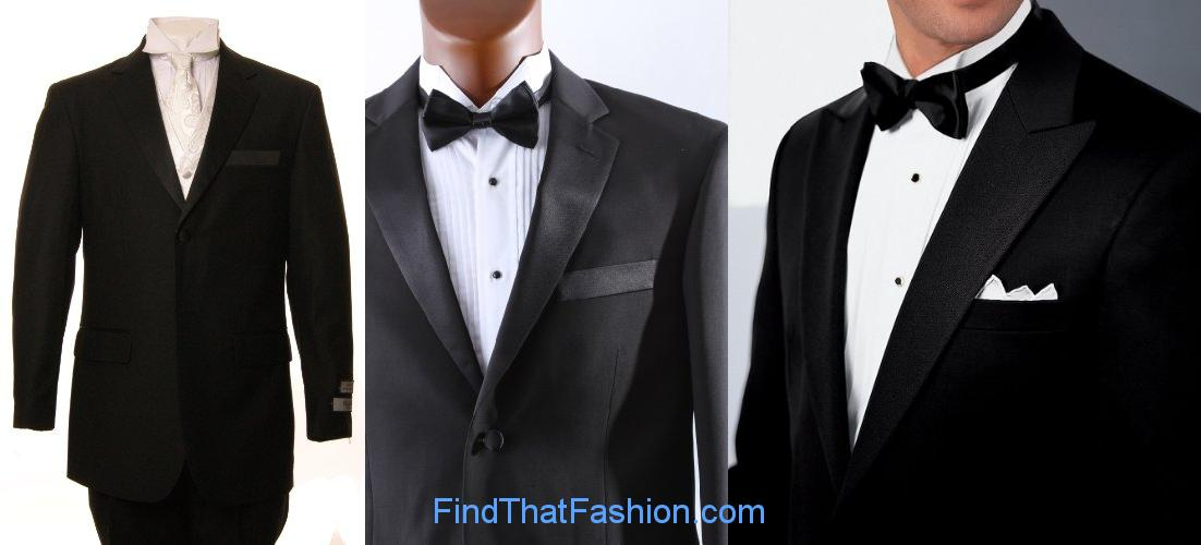 Groomsman Black Suits