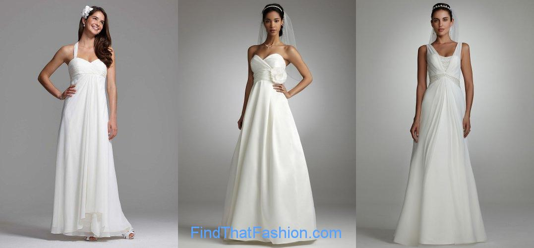 A Line Bridal Gowns