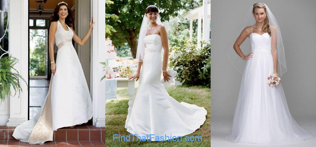 White Bridal Gowns