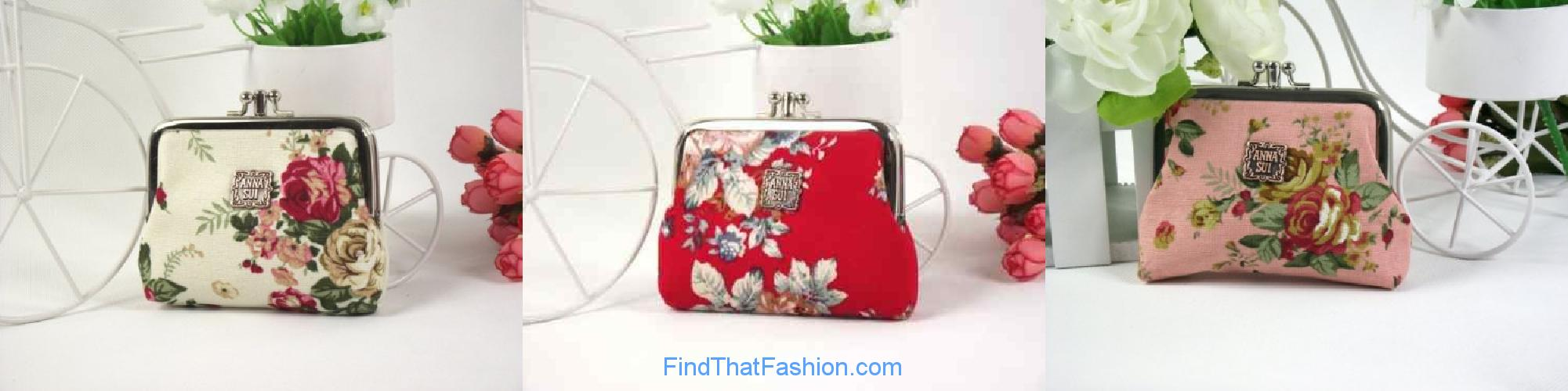 Anna Sui Wedding Purses