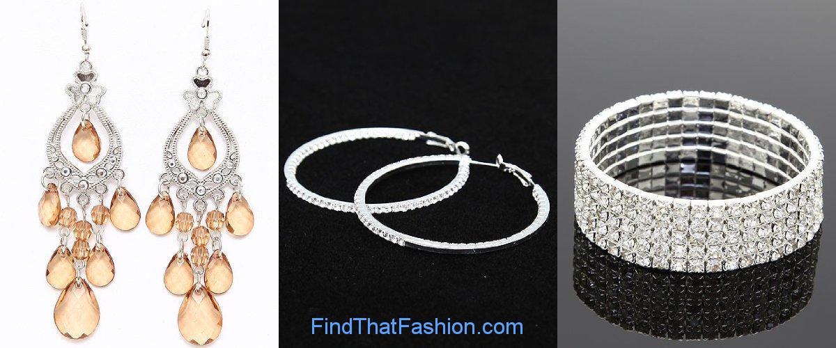 Bling Wedding Jewelry