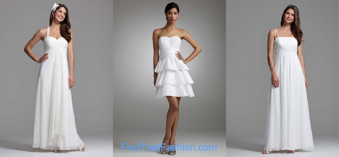 David's Briday Wedding Dresses