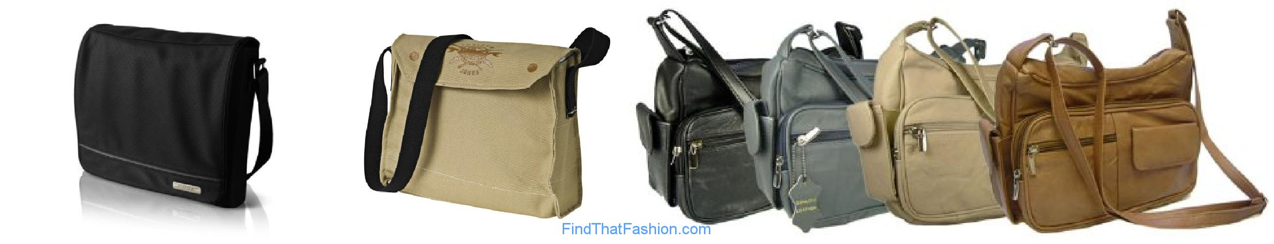 Handbag Inc Mens Satchels