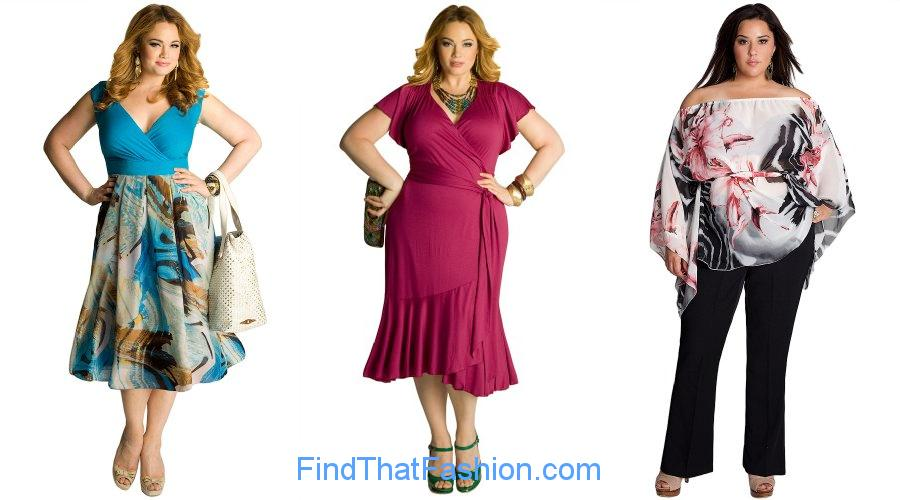 IGIGI By Yuliya Raquel Plus Size Dresses