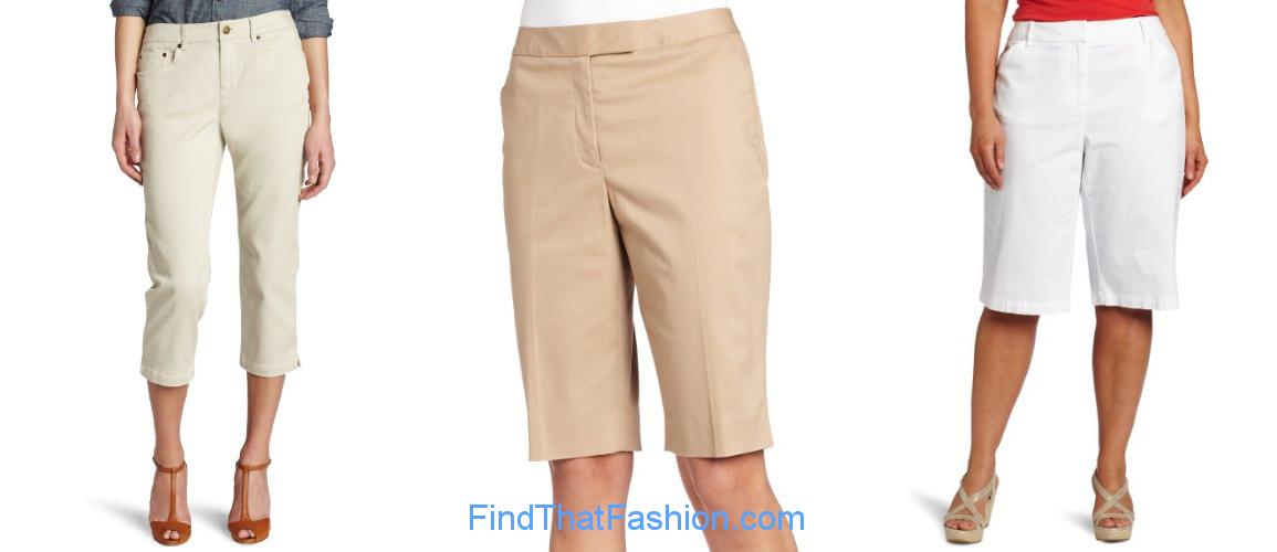 Jones New York Womens Pants