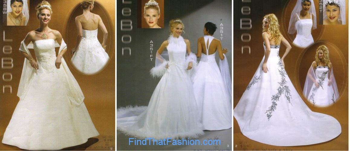 Lebon Bridal Couture Wedding Gowns