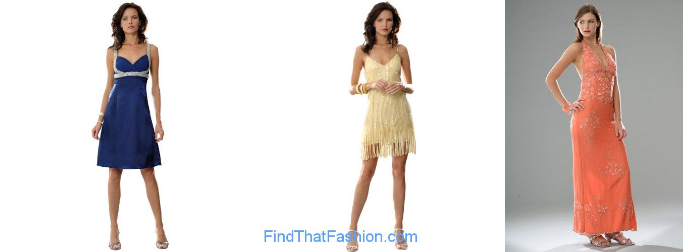 Sean Collection Womens Dresses