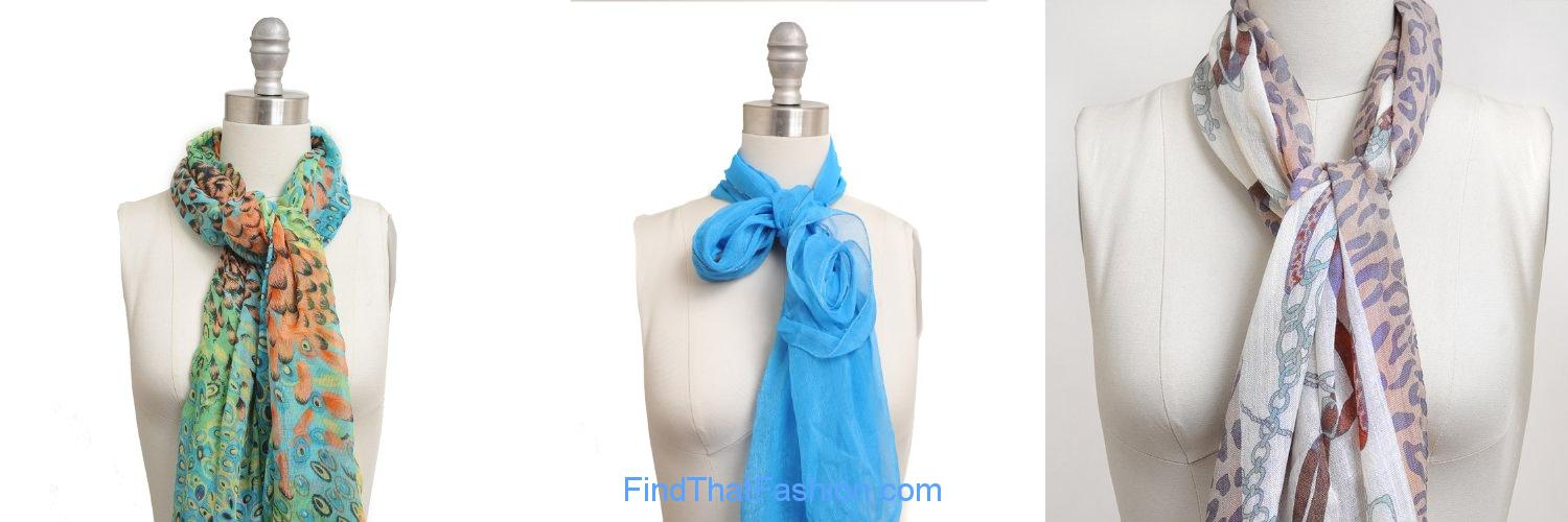 SpinningDaisy Womens Scarfs