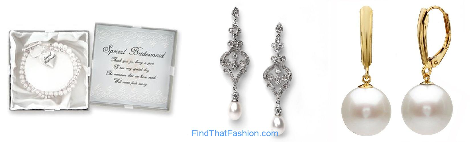 Bridesmaid Wedding Jewelry