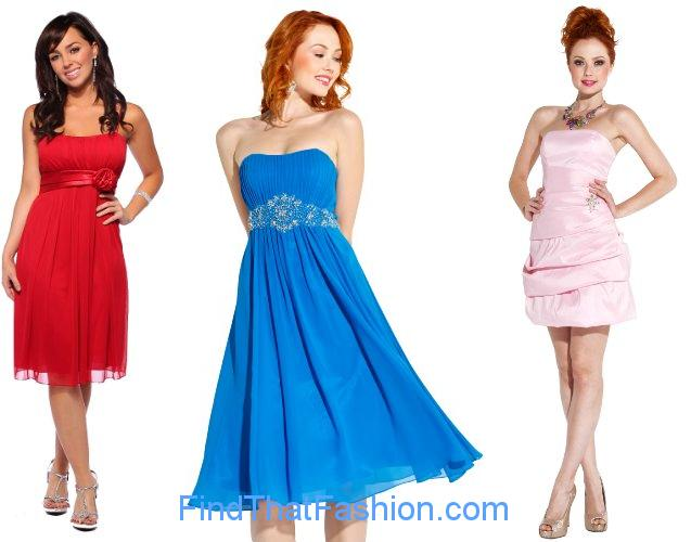 Junior Prom Dresses