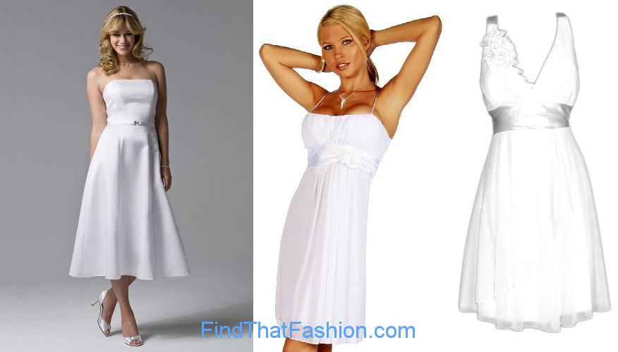 The Little White Dress Prom Dresses