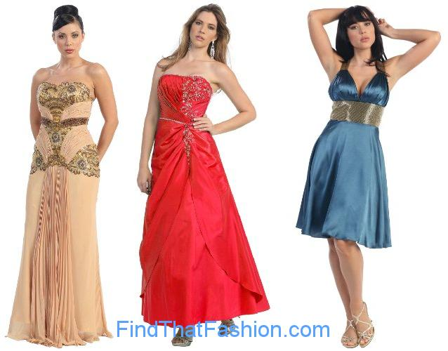 TJ Formal Prom Dresses