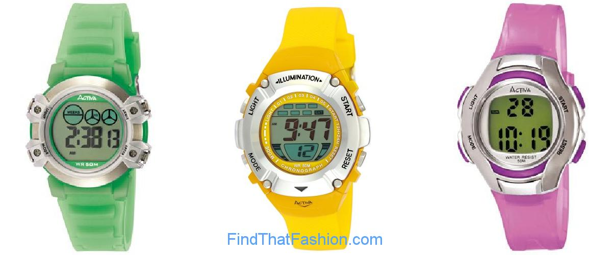 Activa By Invicta Watches
