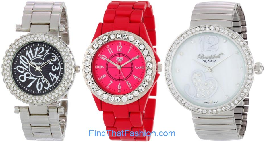 Bombshell Watches