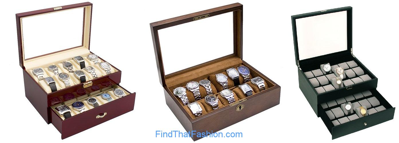 Caddy Bay Collection Watches