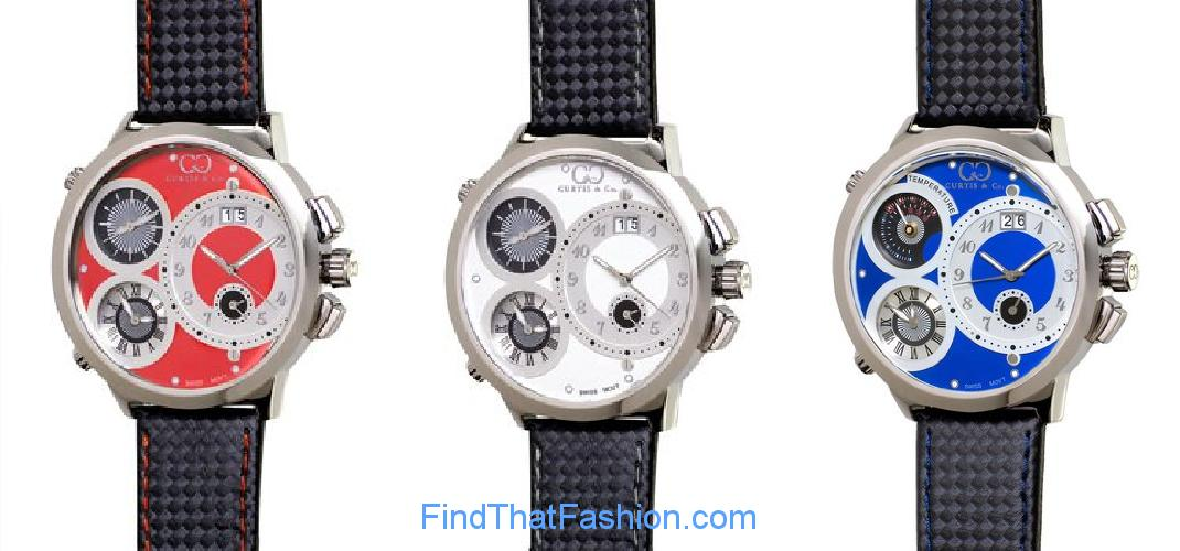 CURTIS And Co. Timepieces Watches