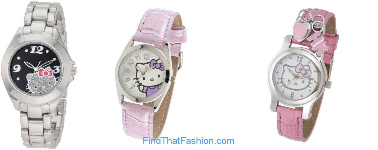 Hello Kitty By Kimora Lee Simmons Watches