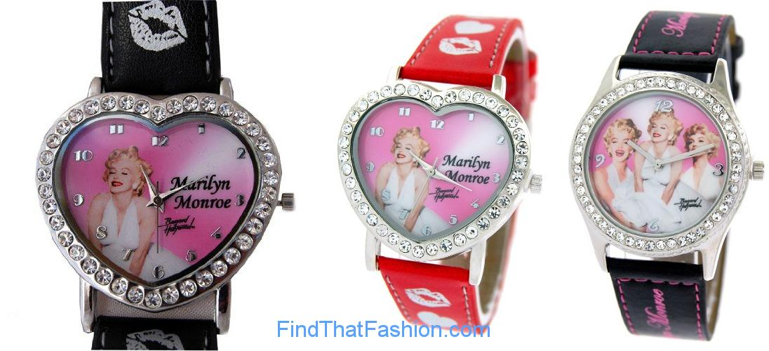 Marilyn Monroe Watches