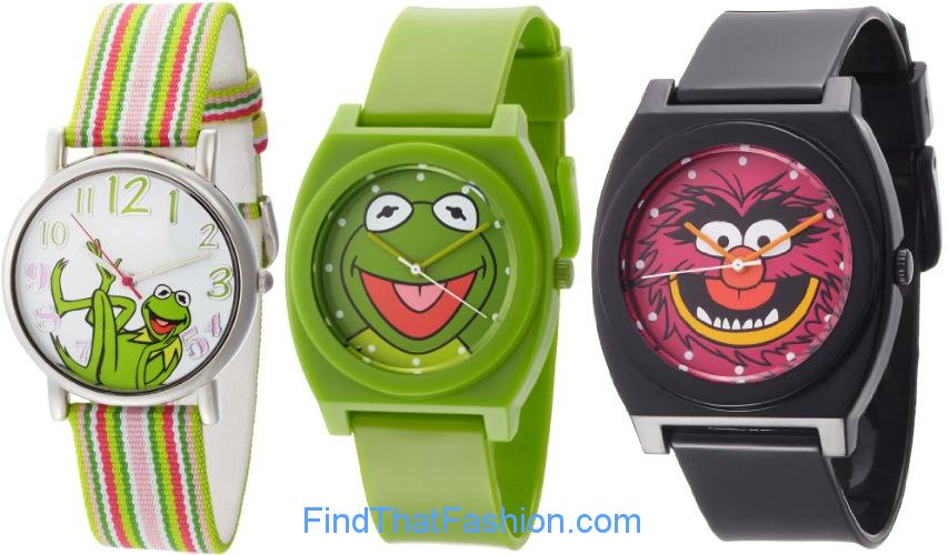 Muppets Watches