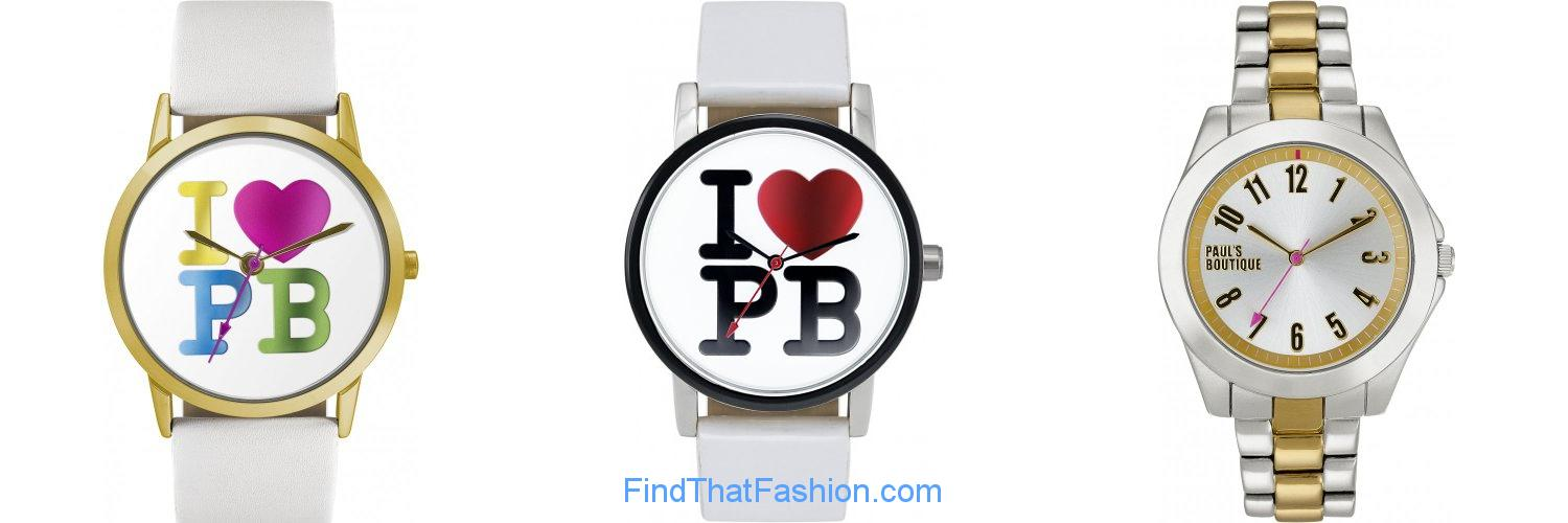 Pauls Boutique Watches