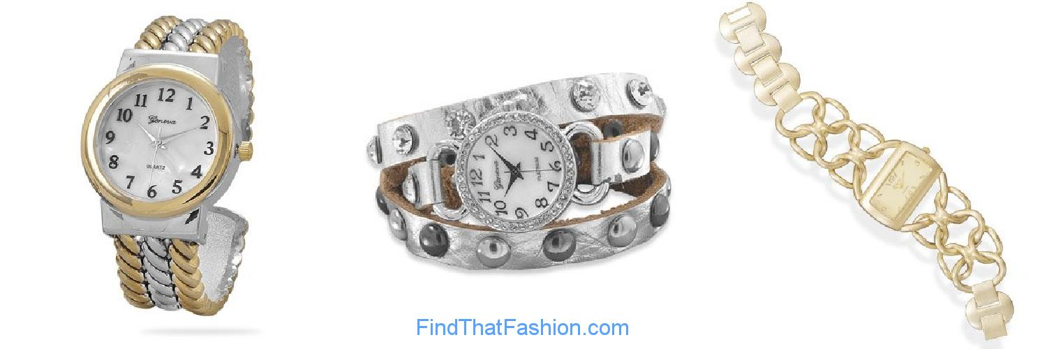 Silverbox Jewelry Co Watches